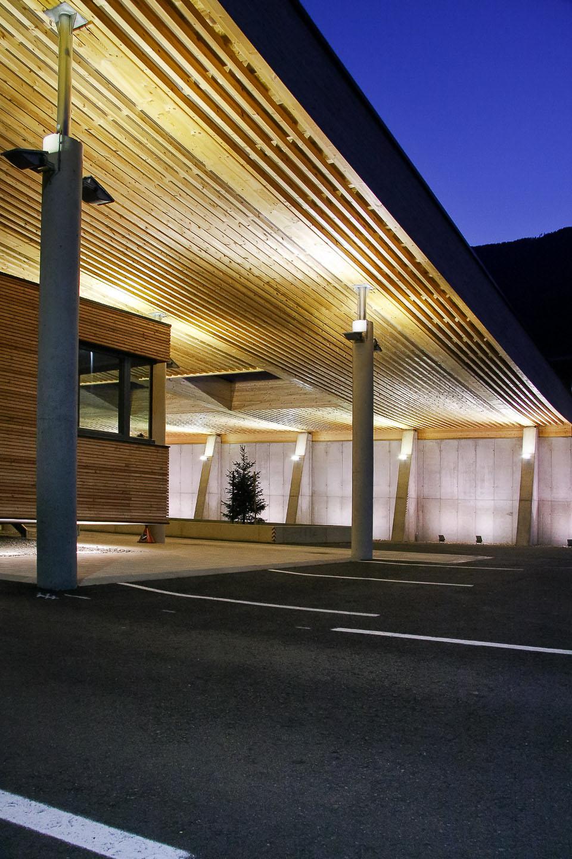 Hasslacher Drauland Logistik Terminal