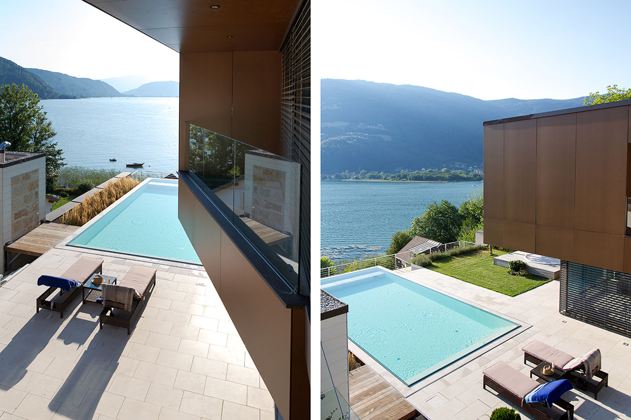 Panorama Penthouse am Ossiacher See
