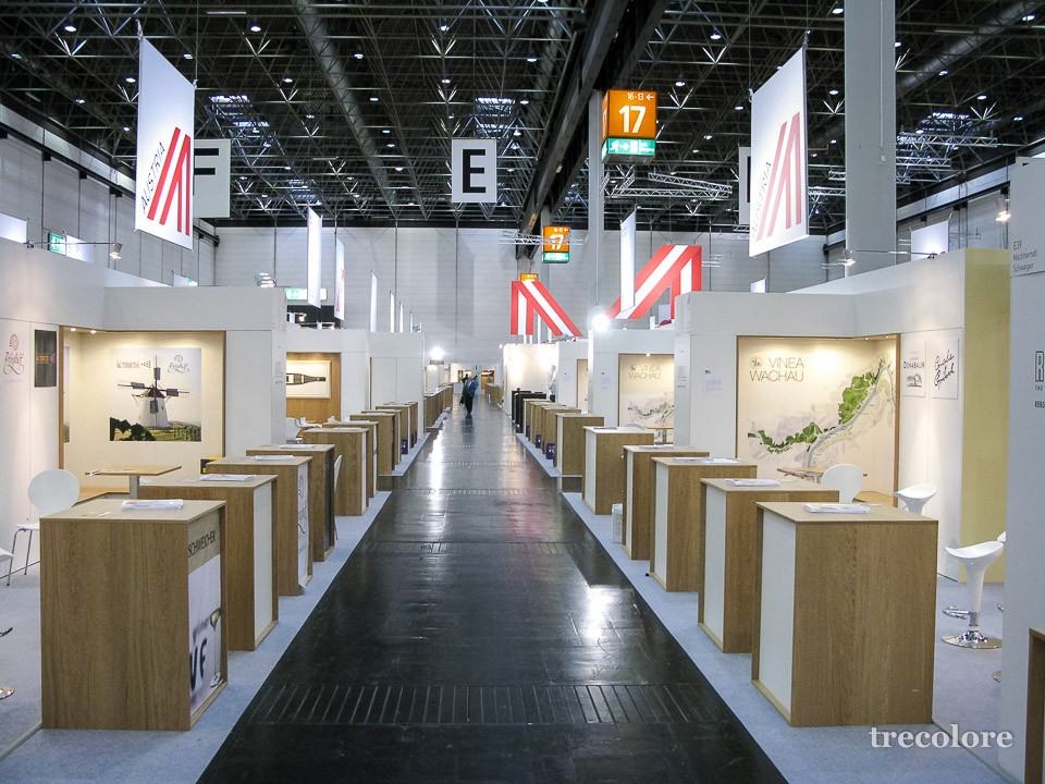 Exhibition Design: ProWein 2015