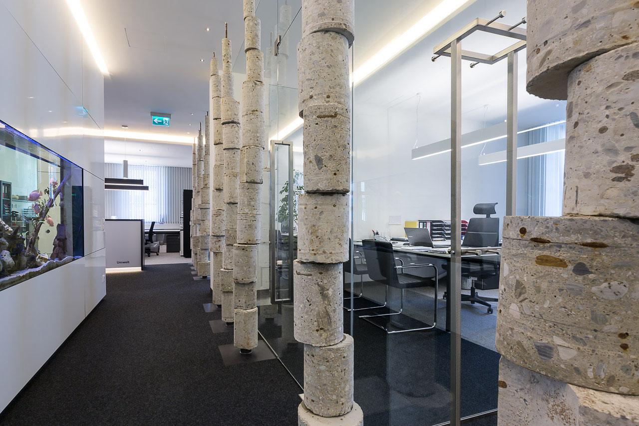 Interior Design: Büro CCE Klagenfurt
