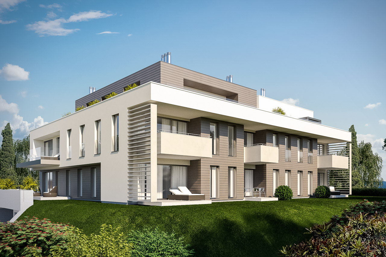 Wohnanlage Seeappartments Sattendorf