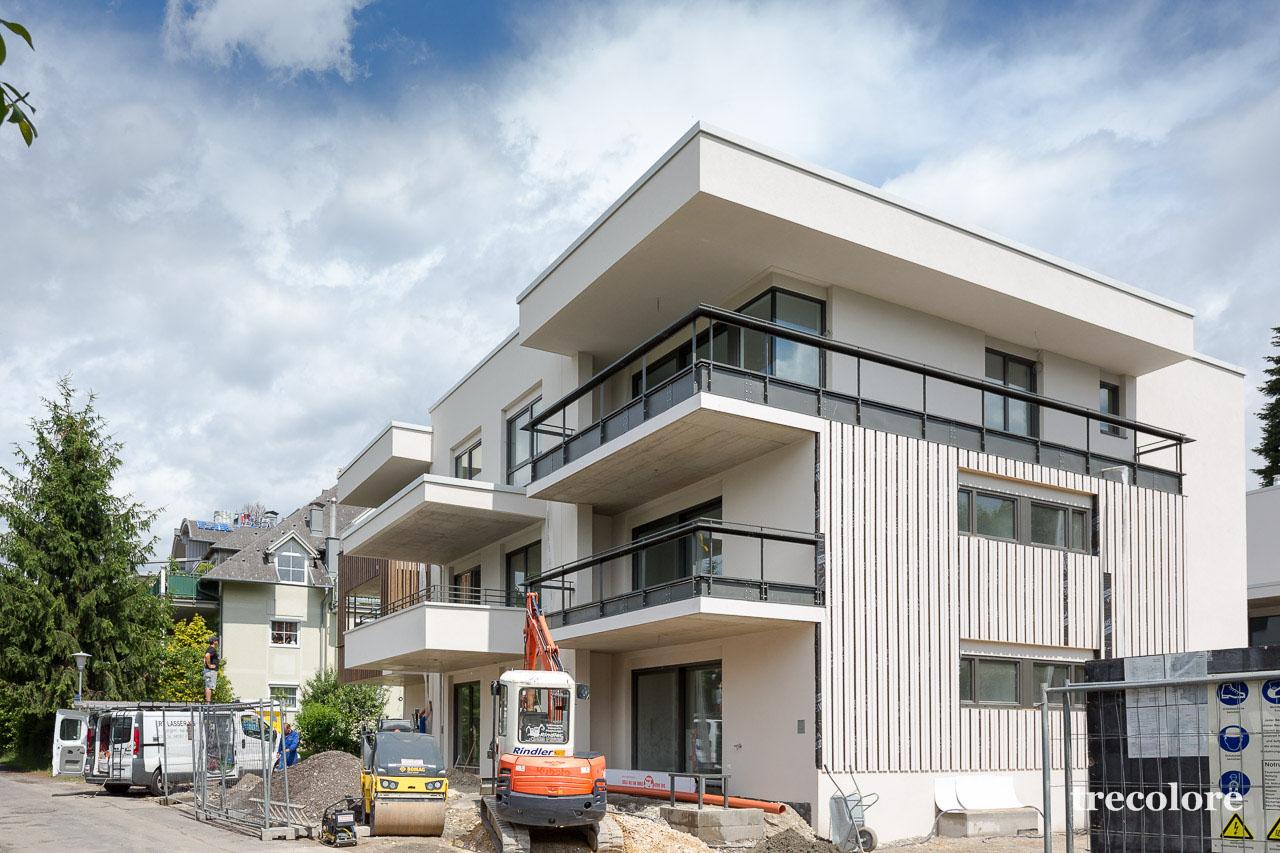 WA Villach-Lind: Fertigstellung