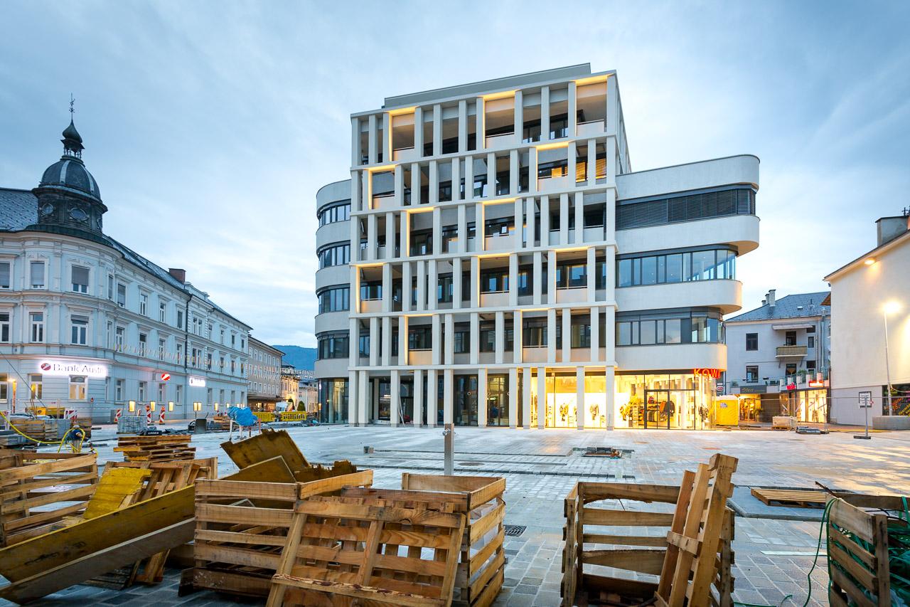 HGP9 - Wohn-, Büro- und Geschäftsgebäude in Villach