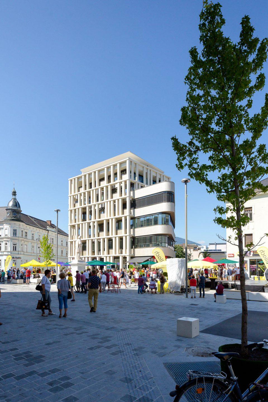 HGP9 Wohn-, Büro- und Geschäftsgebäude