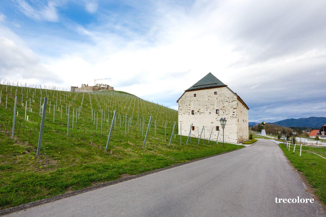 Speicher im Weingut Taggenbrunn