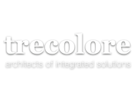 Trecolore :: Architects of integrated solutions Logo